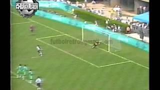 Argentina 2 vs Nigeria 3 final Atlanta 1996  FUTBOL RETRO TV