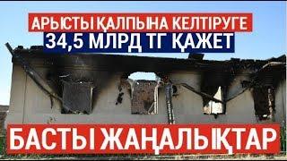 Басты жаңалықтар. 04.07.2019 күнгі шығарылым / Новости Казахстана