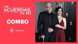 Te acuerdas de mí: ¡Olmo descubre la identidad de Raúl Bernal! | C-64 | Las Estrellas