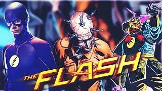 """Первая информация со съёмок 4-ого сезона сериала """"Флэш/The Flash"""""""