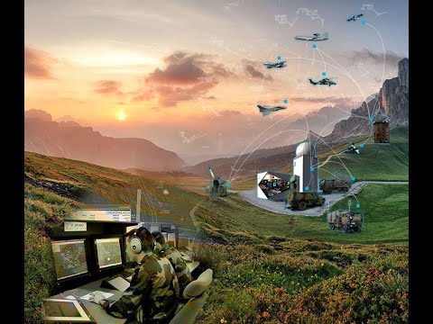 SkyView Integrated Air System for Air Sovereignty - Thales