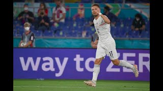 Italy kick off EURO 2020 with win over Turkey | Headers and Footers