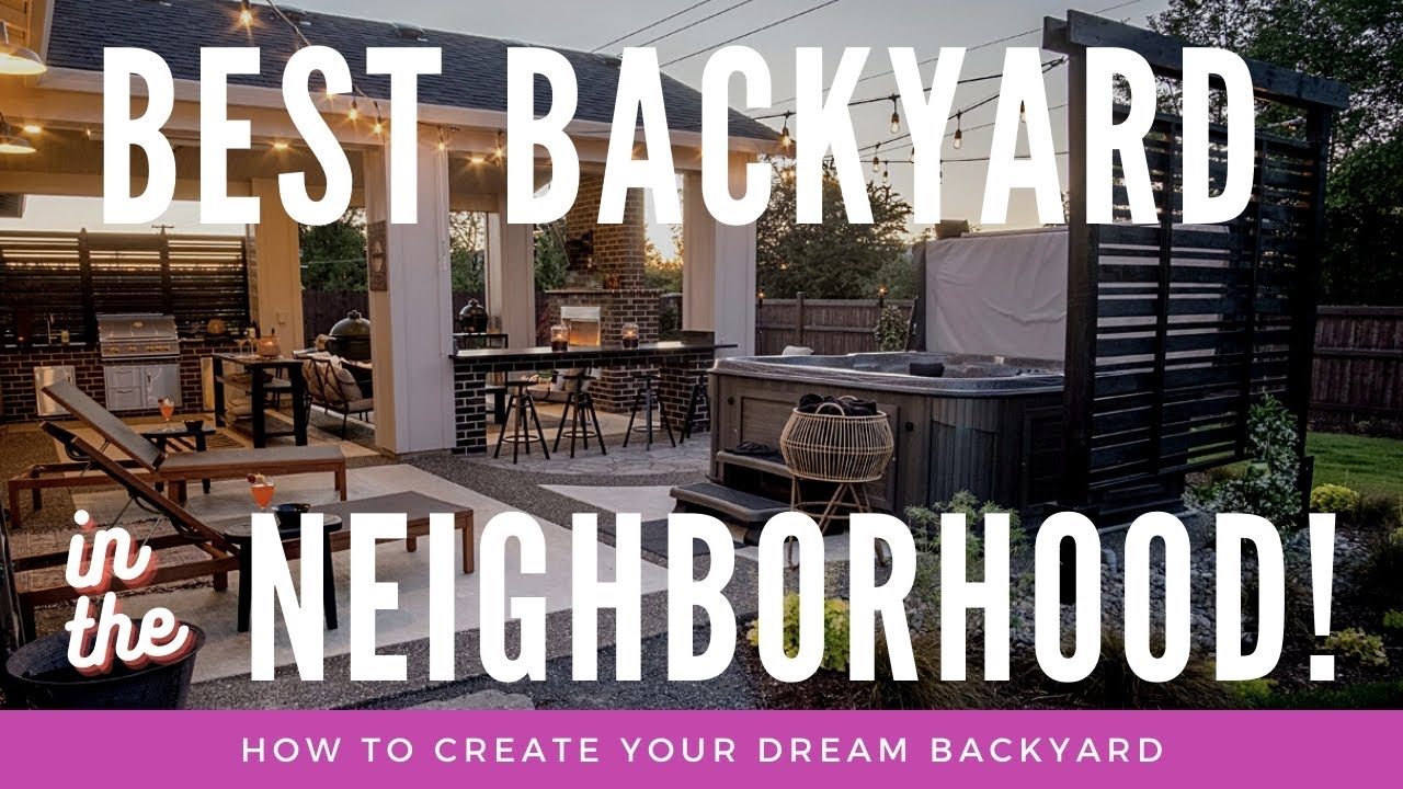 Create the BEST Landscape in the Neighborhood (START TO FINISH)