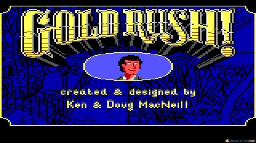 скачать игру Gold Rush на компьютер через торрент img-1