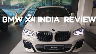 BMW X4 INDIA REVIEW | Hardik car show