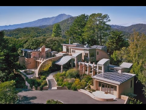 Marin County Estate