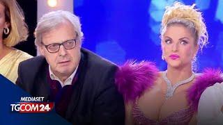 Sgarbi_perde_le_staffe_contro_Barbara_d'Urso,_lei_lo_zittisce:_