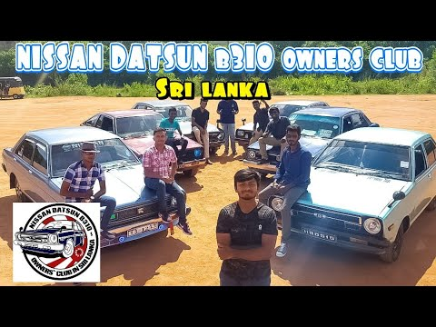 #DatsunsunnyB310 #Nissan Nissan