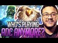 WHO'S PLAYING ADC ANYMORE?   APHROMOO