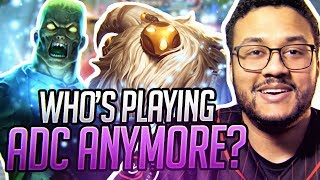 WHO'S PLAYING ADC ANYMORE? | APHROMOO