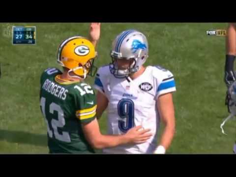GREEN BAY PACKERS vs. DETROIT LIONS (Highlights) WEEK 3