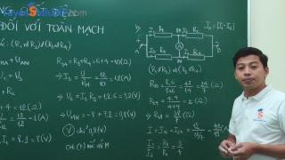 Điện năng, công suất điện, định luật ôm với toàn mạch - Vật Lí 11 - Thầy Giáo : Phạm Quốc Toản