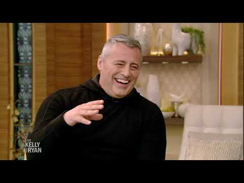 """Matt Leblanc on the """"Friends"""" Apartment Rent and Getting Recognized on the Street"""