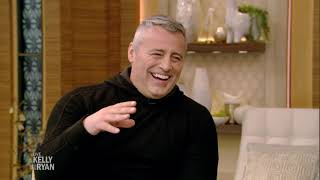 "Matt Leblanc on the ""Friends"" Apartment Rent and Getting Recognized on the Street"