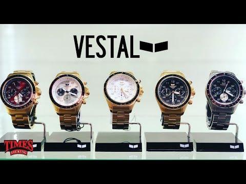 History Of The Vestal Watch Company