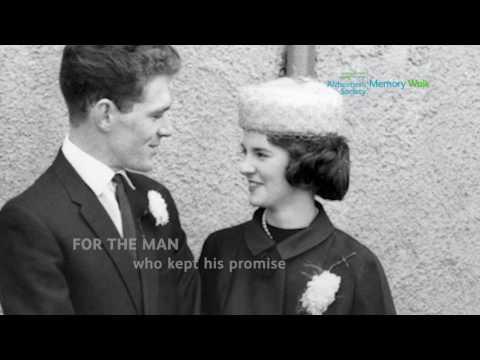 Memory Walk 2016 - Our TV commercial - Alzheimer's Society