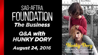 The Business: Q&A with HUNKY DORY