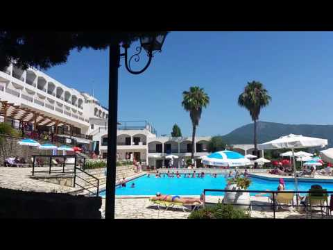 Magna Graecia Hotel  **** , Dassia Corfu Kerkira Aqua Gym