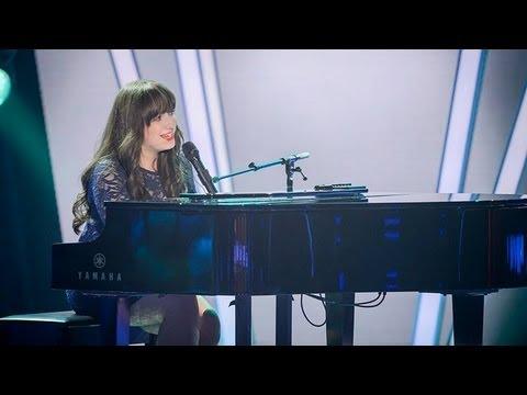 Jackie Sannia Sings People Help The People: The Voice Australia Season 2