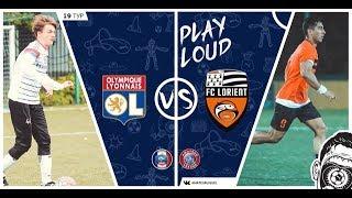 Amateur France League |  Обзор матча. Лион - Лорьян. 19 тур.