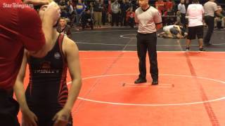Texas transgender wrestler advances to state championship final