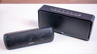 Anker Soundcore Motion+ vs Doss Soundbox XL