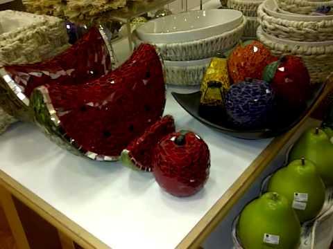 Frutas de vidrio youtube - Fabrica de floreros de vidrio ...