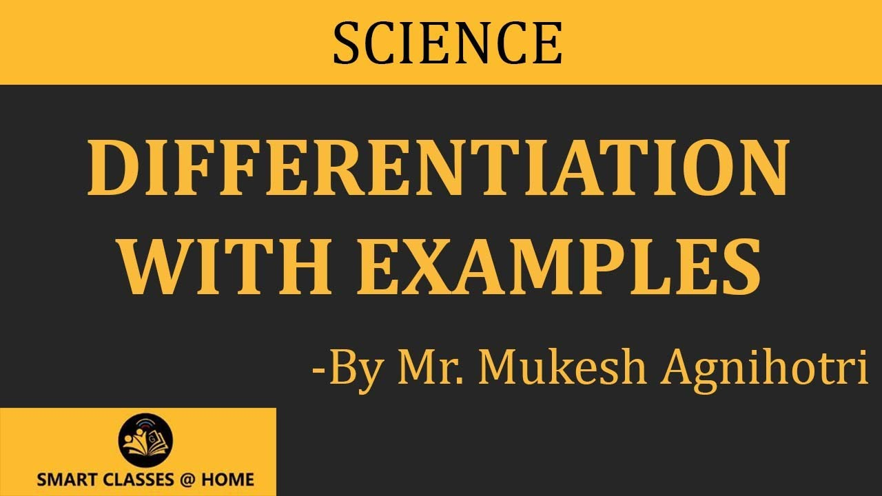 Differentiation, BSc I Year, Bsc II Year Maths, Gurukpo - YouTube
