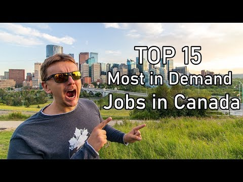 Most In Demand Jobs In Canada In 2019 (With Salaries)