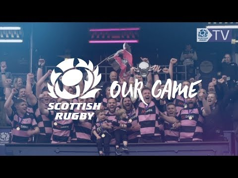 Our Game   Annual Report 18/19