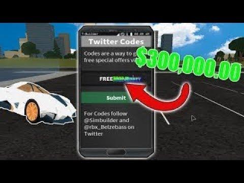 Car Simulator Games >> Roblox#_Vehicle Simulator codes |New Car - YouTube