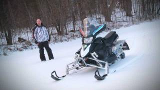 2012 Yamaha Phazer Test Ride