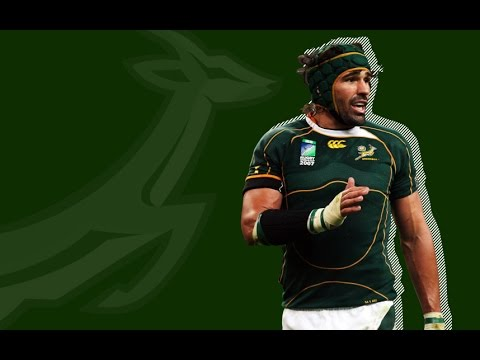 Rugby World Cup 2015: South Africa