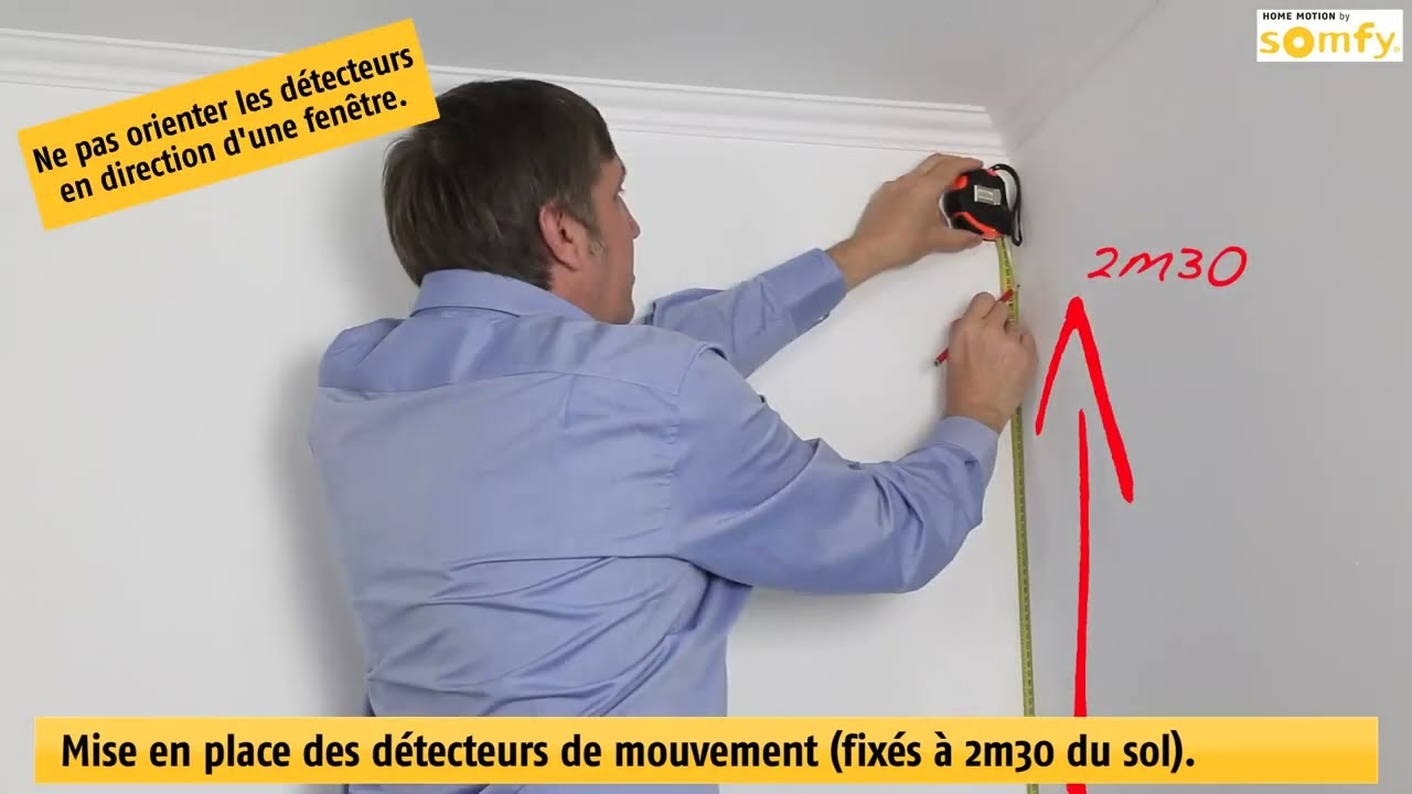 Installer un syst me d 39 alarme protexiom youtube for Alarme maison diagral