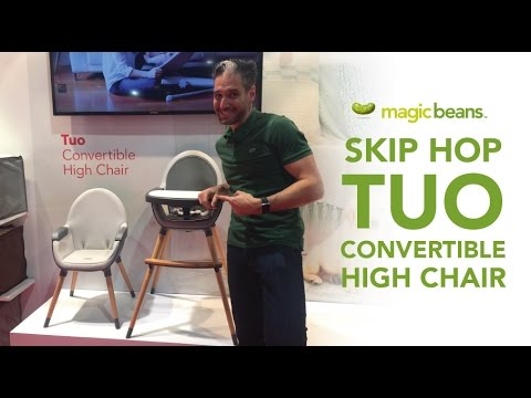 Skip Hop Tuo Convertible High Chair | Best | Most Popular High Chairs | Reviews | Ratings