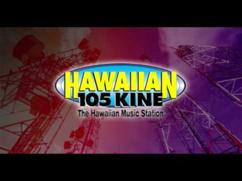 KINE Hawaiian 105 Honolulu - Billy V - 2012