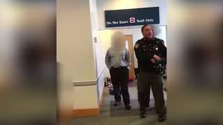 Joseph Edward Haynes Courthouse Cellphone Camera Eyewitness Footage