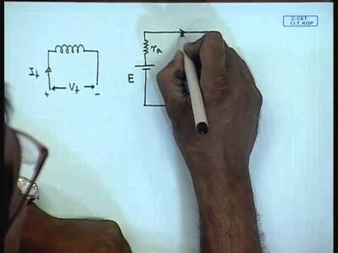 Mod-01 Lec-26 Lecture-26-Separately Excited DC Generators - YouTube
