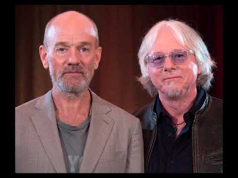 Download M.Stipe and M.Mills from R.E.M. in conversation for Monster 25 Mp4 baru