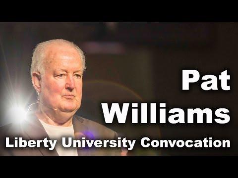 Pat Williams - Liberty University Convocation