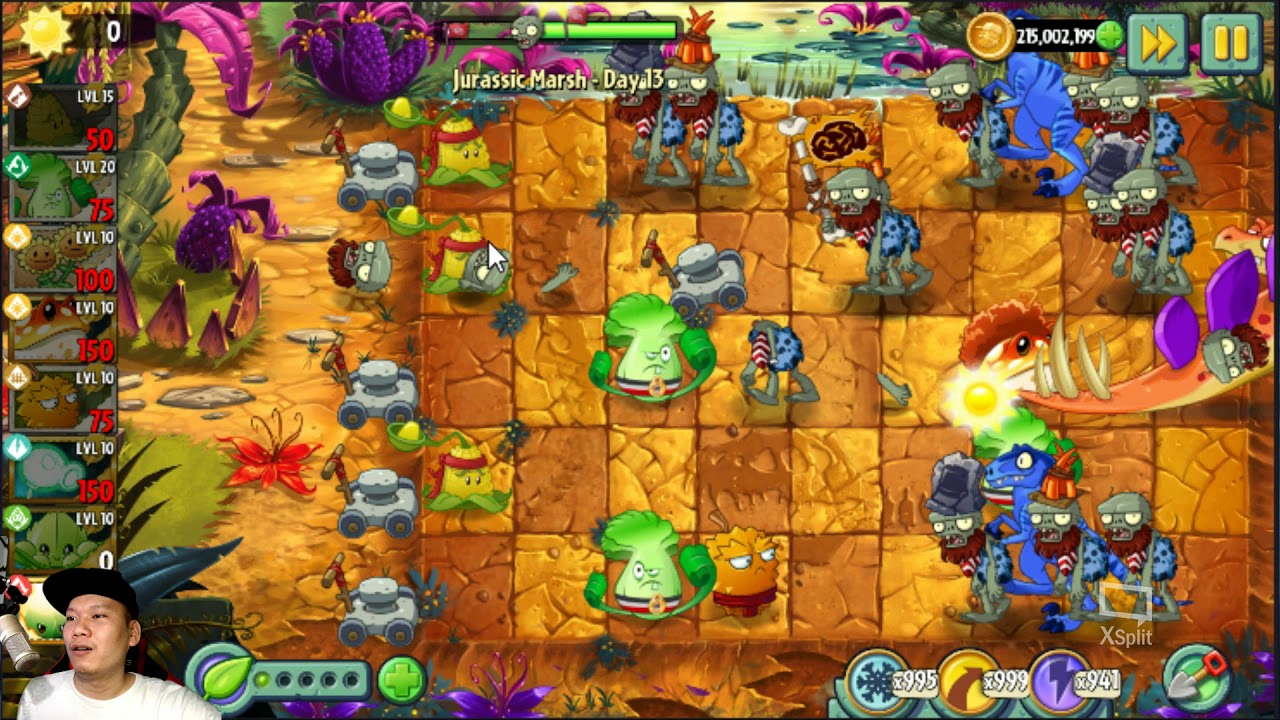 ✔️ 20 – 11 Hàng mới của Plants vs Zombies 2 hnt chơi game pvz 2 lồng tiếng vui nhộn funny gameplay