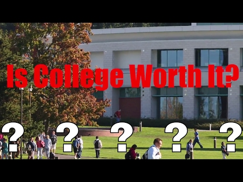 Is College Worth It - Do College Dropouts Make More Money Than Graduates
