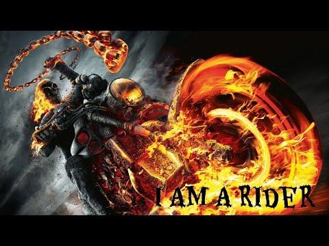 🔥💥🔥Ghost Rider🔥I Am A Rider Super WhatsApp Status...Mass Theri Video...💥💥🔥🔥
