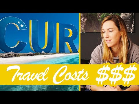 CURACAO - How much does it cost to travel to the Dutch Caribbean? Travel Tips & Costs.