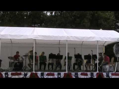 C Town & Friends performs Cell Block Tango at 2013 Mendon Station Festival