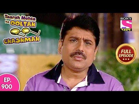Taarak Mehta Ka Ooltah Chashmah - Full Episode 900 - 11th January, 2018