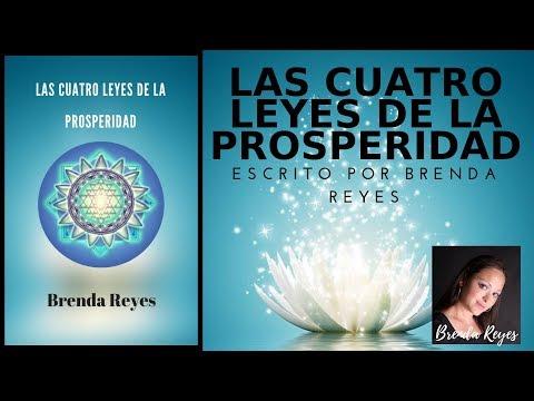 Las Cuatro Leyes De La Prosperidad - Brenda Reyes