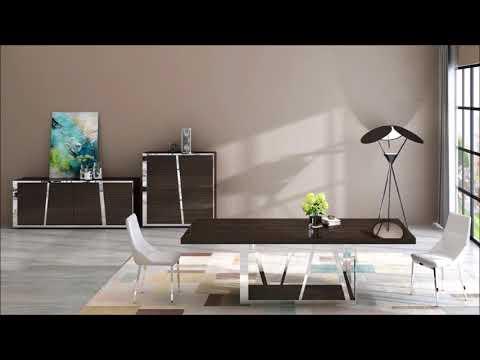 Modern Design Modern Dining available @ Z Furniture Alexandria Virginia