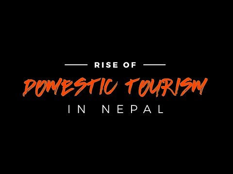 Rise of Domestic Tourism in Nepal