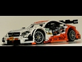 Lego Technic MOC Mercedes-Benz AMG C63 DTM part_2